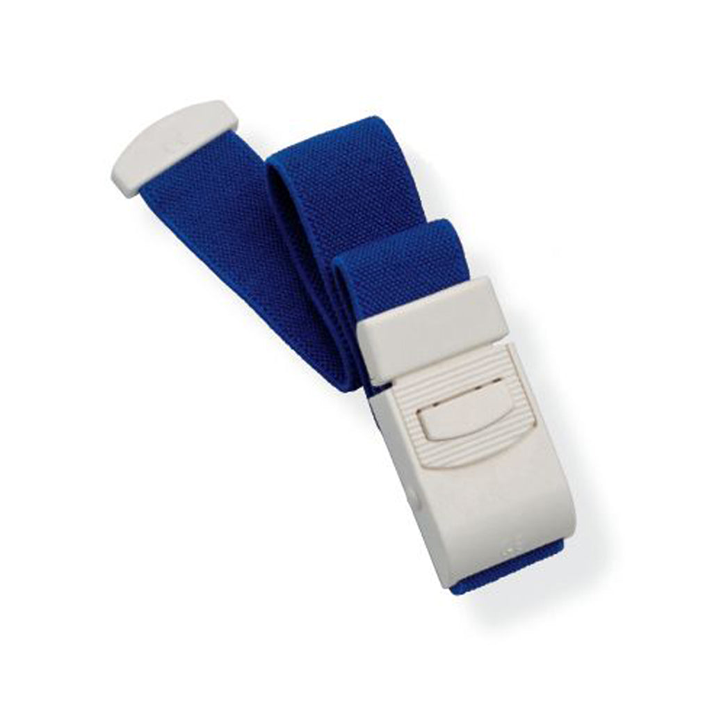 Tourniquet - Quick Release - Reusable - Blue - Each