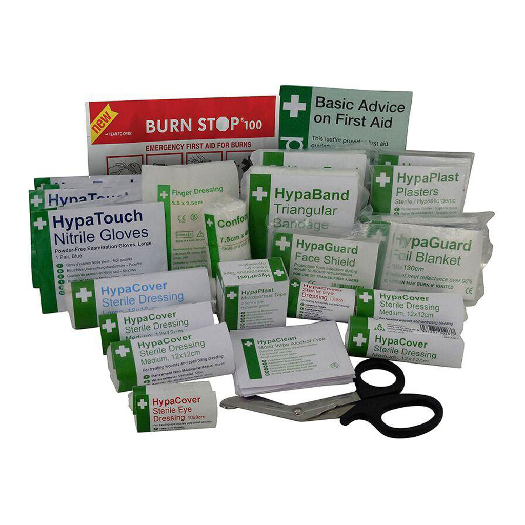 Workplace First Aid Kit Refill Pack