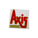 Axis Sticker - Retro Edition