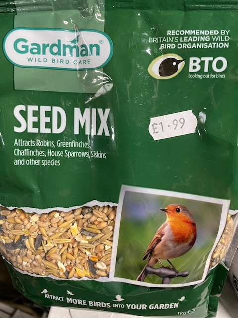 Seed Mix