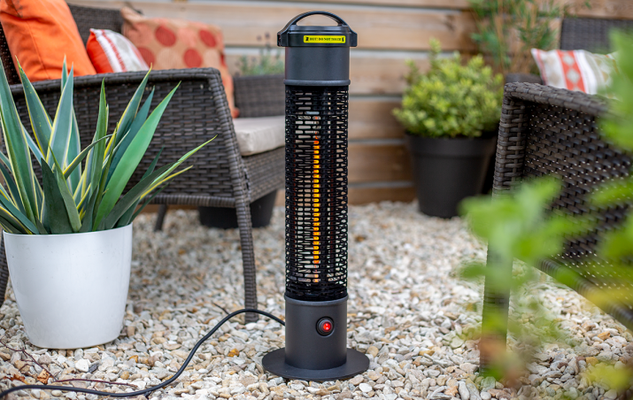 Tauri Portable Tower Heater