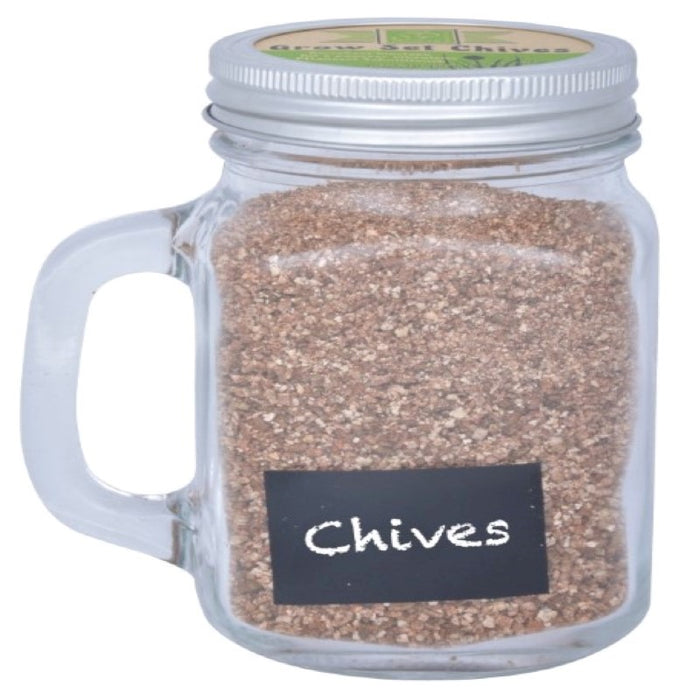 B3940 - CHIVES GROW SET IN GARDEN MUG