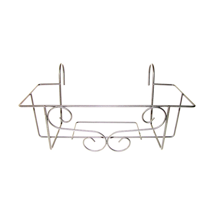 BPH109 - BALCONY BOX HANGER GREY (M)
