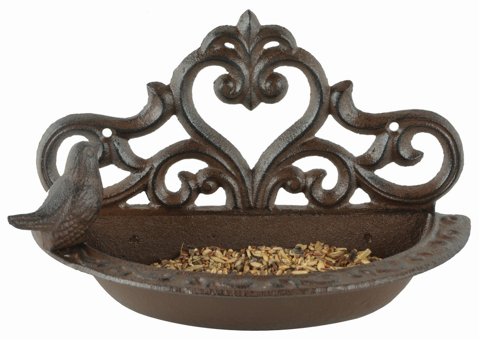 BR26 - BIRD WALL FEEDER (GIFT BOX)