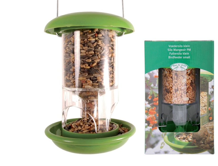 FB118 - SMALL PLASTIC BIRD FEEDER