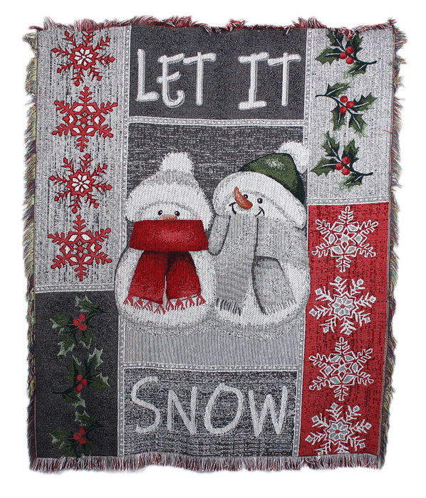 Snow Pals - Throw