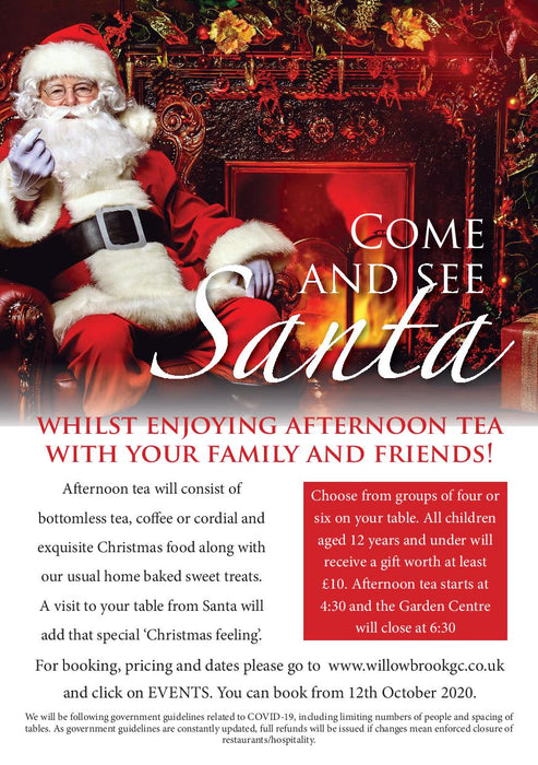 Come And See Santa 6 People Ticket