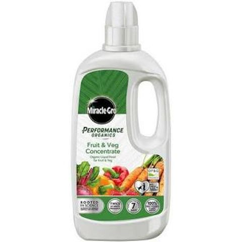 MIRACLE-GRO PERFORM ORG F&V PF 12X1L