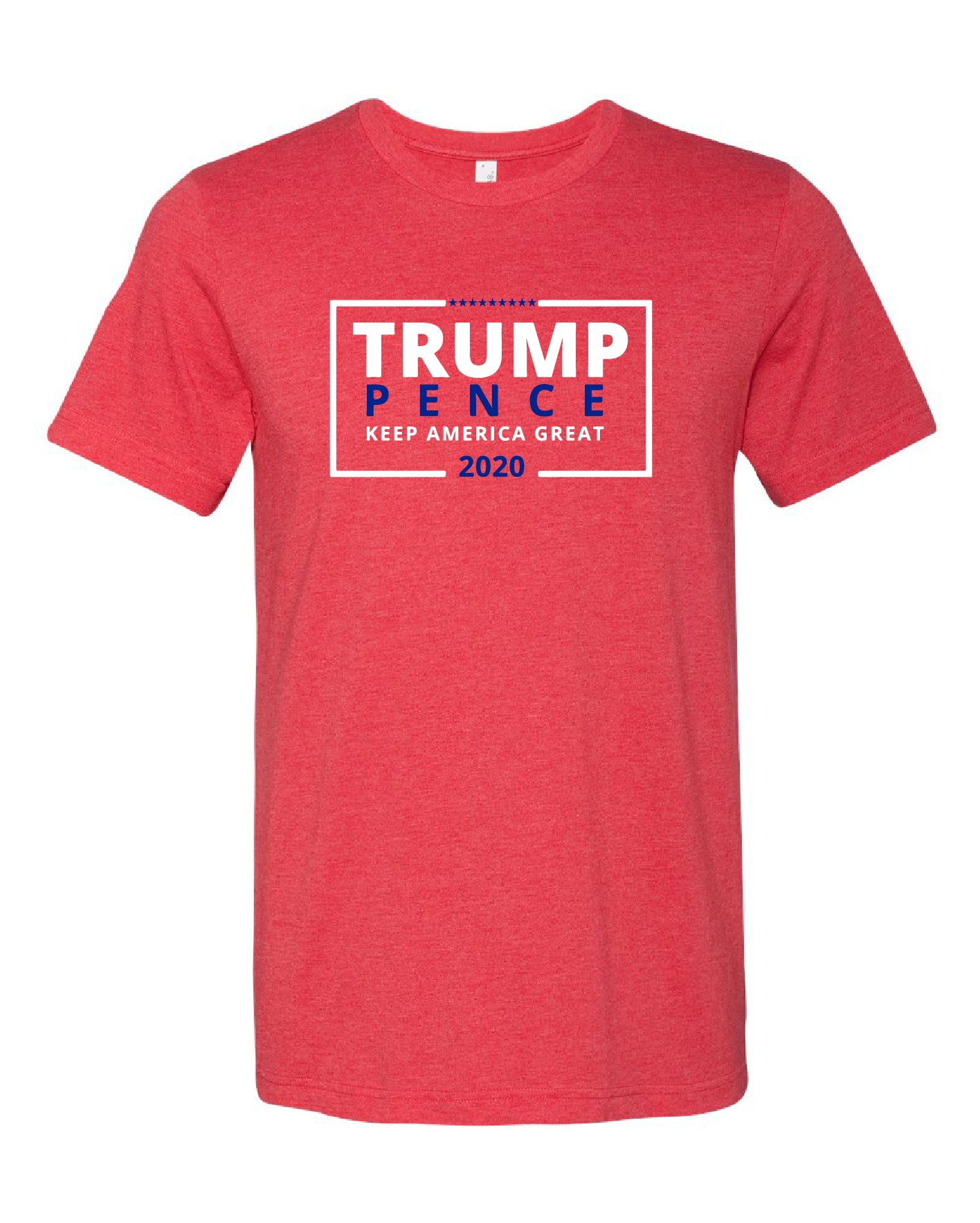 2020 Trump/Pence Red Tee