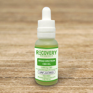 Load image into Gallery viewer, Recovery Hemp Tincture - No CBD or THC