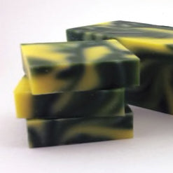 Load image into Gallery viewer, Lavender Lemon Grass Cold Press Soap