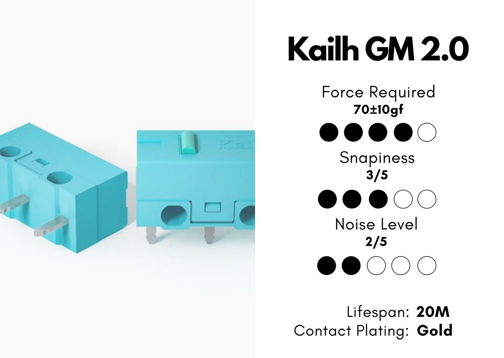 kailh gm 2.0