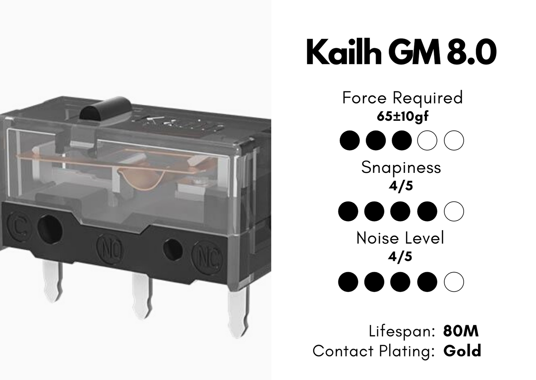 kailh gm 8.0