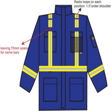 Load image into Gallery viewer, FireZero Fire Resistant Winter Parka