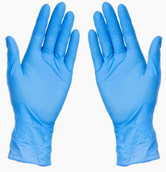 Premium Grade Disposable Nitrile Gloves Powder Free