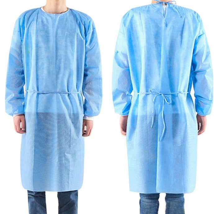 Isolation Gown, Level One 30g PP