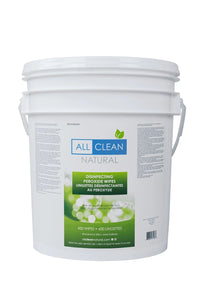 All Clean Natural Disinfecting Peroxide Wipes (450 Count)