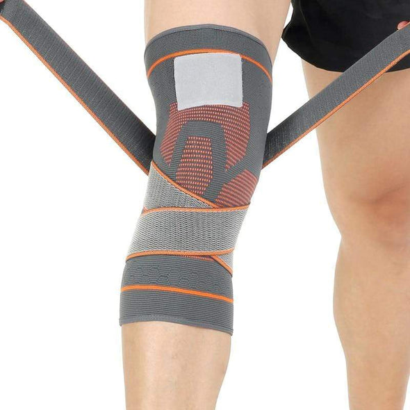 3D Knitting Compression Knee Sleeve