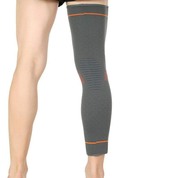 3D Knitting Full Leg Compression Sleeve