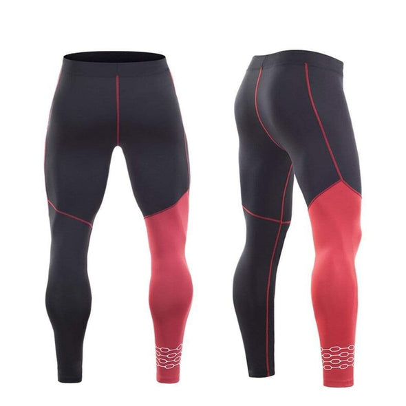 Men's Hextech Compression Leggings