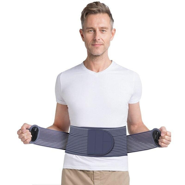Lightweight Back Brace With Support Bars