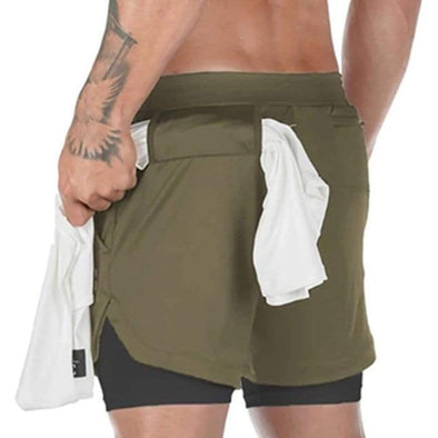 "7"" Pocket Kinetic Shorts"