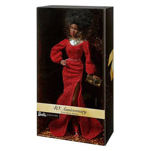 Docka Black Barbie 40TH Anniversary Mattel