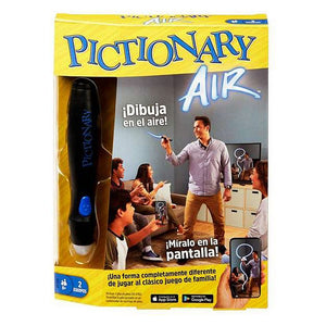 Sällskapsspel Pictionary Air Mattel (ES)