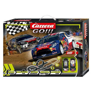 Racerbana Rally Carrera (4,9 m)