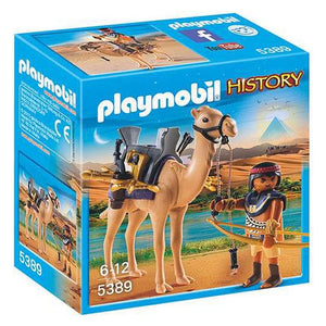 Playset History Egyptian With Camel Playmobil 5389