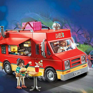 Playset The Movie Playmobil 70075 (110 pcs)
