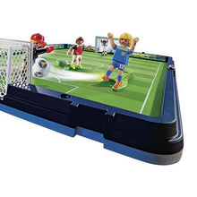 Ladda upp bild till gallerivisning, Playset Sports Action Football Game Playmobil 70244 (35 pcs)