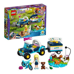 Playset Friends Stephanie's Buggy And Trailer Lego 41364