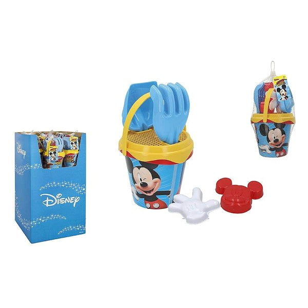 Strandleksaker set Mickey Mouse (6 pcs)