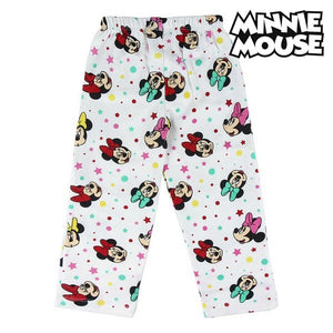 Pyjamas Barn Minnie Mouse 74737 Grå
