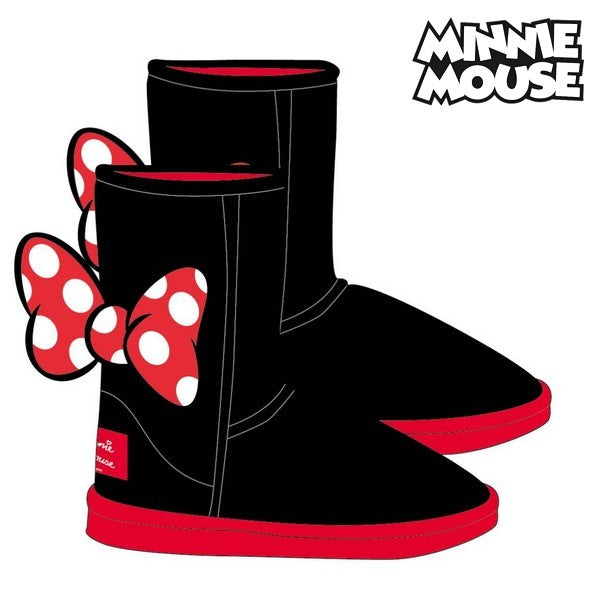 Kängor, Casual, Barn Minnie Mouse 74112 Svart