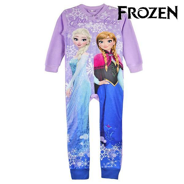 Pyjamas Barn Frozen 71728 Lila