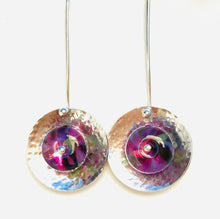 Load image into Gallery viewer, Orbit Earrings in Lilac