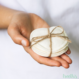 Reusable Makeover Remover Pads