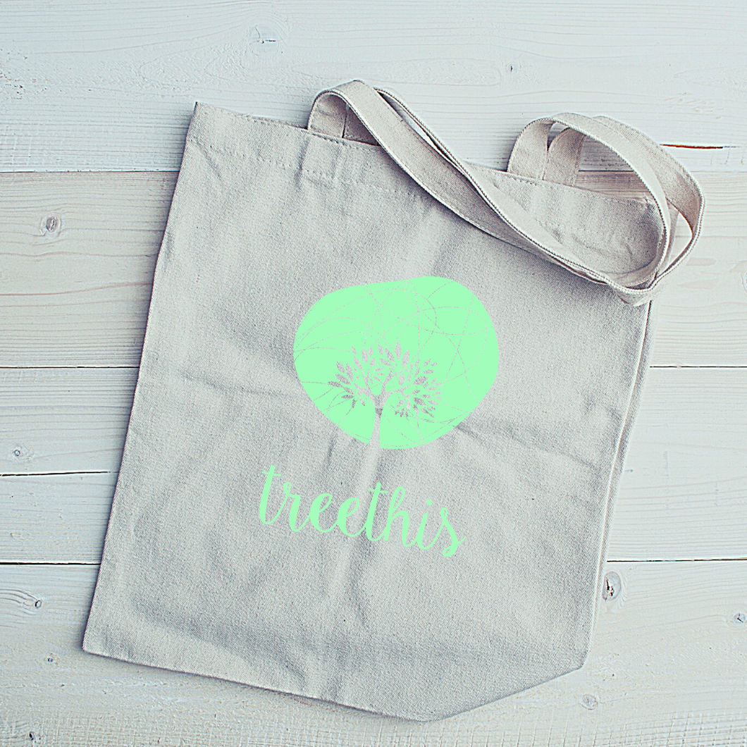 Greenies Tote Bag