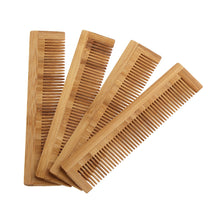 Load image into Gallery viewer, Wooden Hair Comb