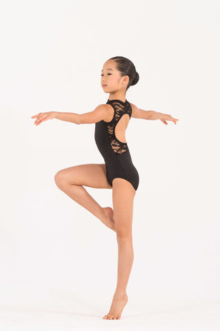Lace Monaco Leotard