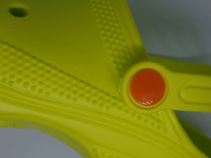 Snappy Shoe Rivets Orange