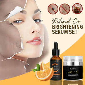 Retinol C+ Brightening Serum Set