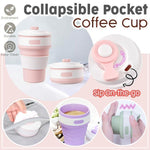 Load image into Gallery viewer, Collapsible Pocket Coffee Cup