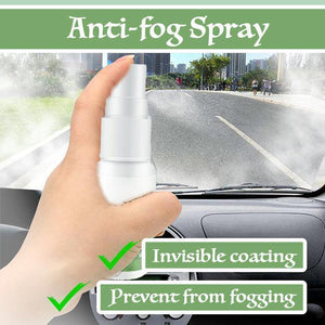 Anti-fog Spray