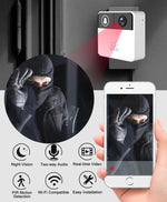 Load image into Gallery viewer, Anti-theft Real-Time Digital Door Bell