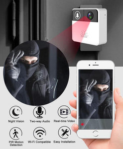 Anti-theft Real-Time Digital Door Bell