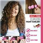 Load image into Gallery viewer, Heat-free Clipless Tight Curlers