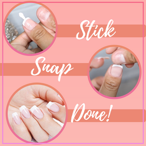 FrenchTip™ Manicure Extension Kit